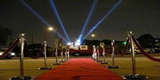 Red Carpet And Stanchion Rental Insan Francisco San Jose
